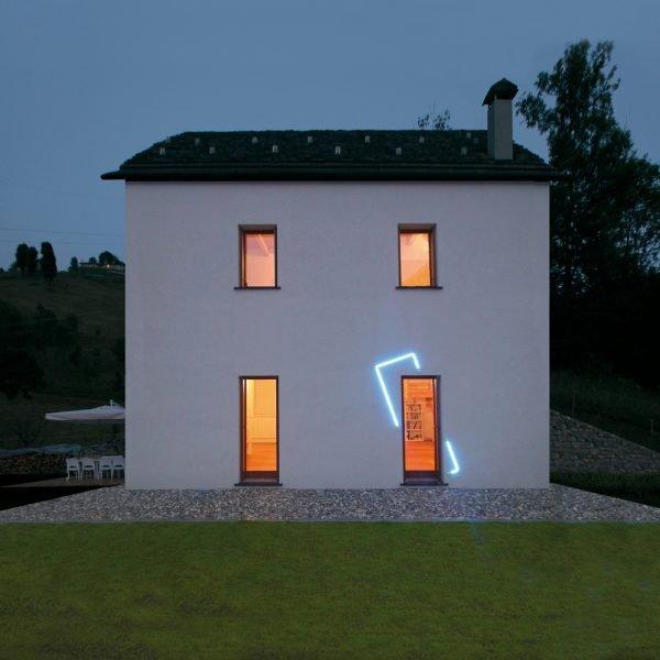 Morellet-La porte s'envole-2012